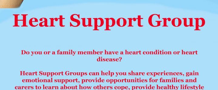 Heart Support Group