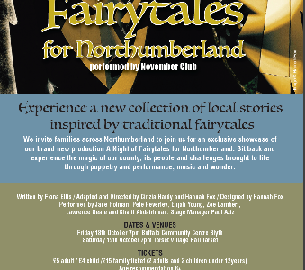 A Night of New Fairytales