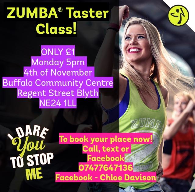 Zumba Taster Class